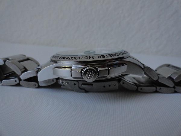 Chopard Mille Miglia GT XL Chrono reloj réplica vista lateral
