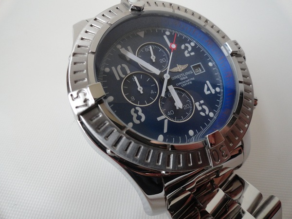 Información general del reloj Breitling Avenger réplica