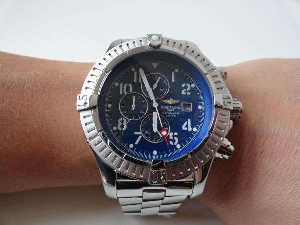 reloj Breitling Avenger Skyland réplica