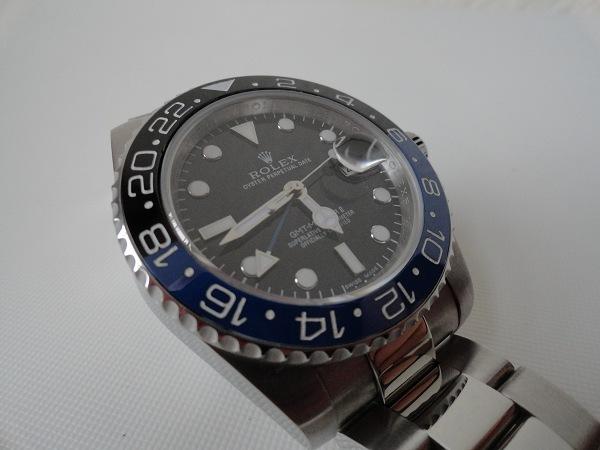 Rolex GMT Master II Azul Bisel Reloj de la reproducción Información general