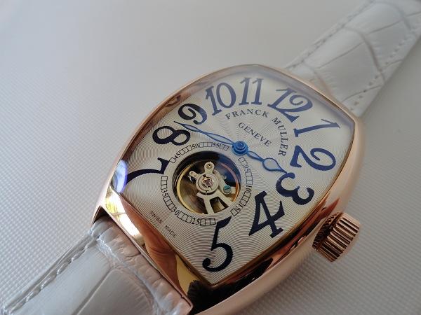 Franck Muller Tourbillon Reloj de la reproducción Información general