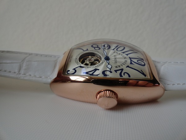 Ver Franck Muller Tourbillon réplica reloj