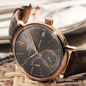 La réplica de relojes iwc con todos los detalles