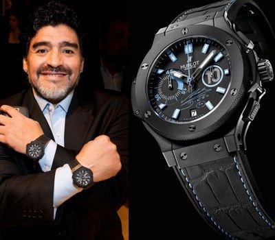 Encuentra Replica Hublot Maradona, false Hublot, reloj Hublot Maradona