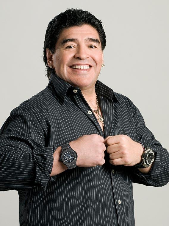 reloj Hublot Maradona