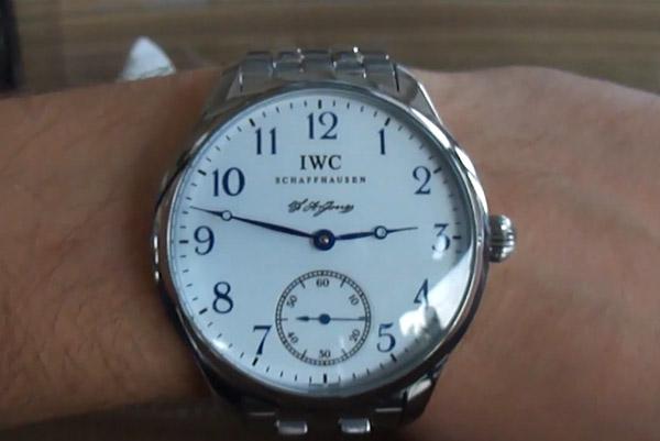 5f83e7051a17 Replicas Relojes IWC Baratos