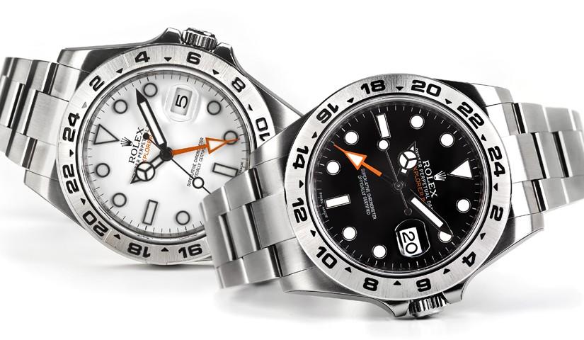 Lo Que Hace Que la Imitación Rolex Explorer II Relojes Popular De ... d1722029a005