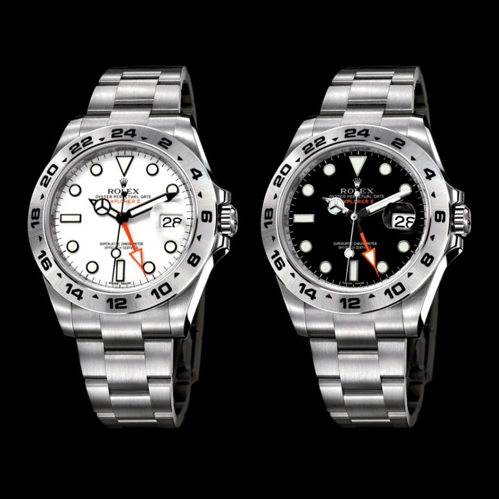 42MM Relojes Imitacion Rolex Explorer II