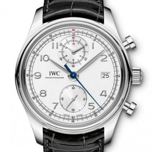 Réplicas Relojes IWC portugués cronógrafo clásico: un icono revisited ...