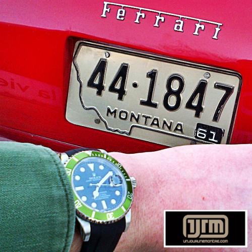 Replicas De Relojes Rolex Submariner Date 16610 LV