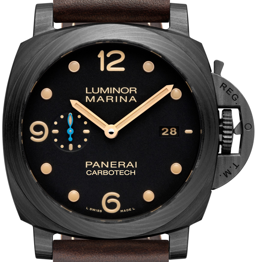 Replica Panerai Luminor Marina 1950 Carbotech 3 Days Automatic PAM661