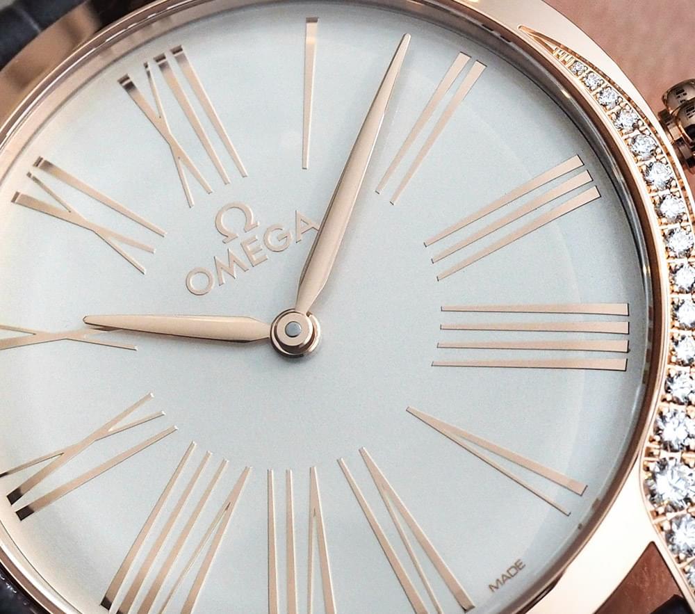 Réplicas De Relojes De Señoras De Omega De Ville Tresor