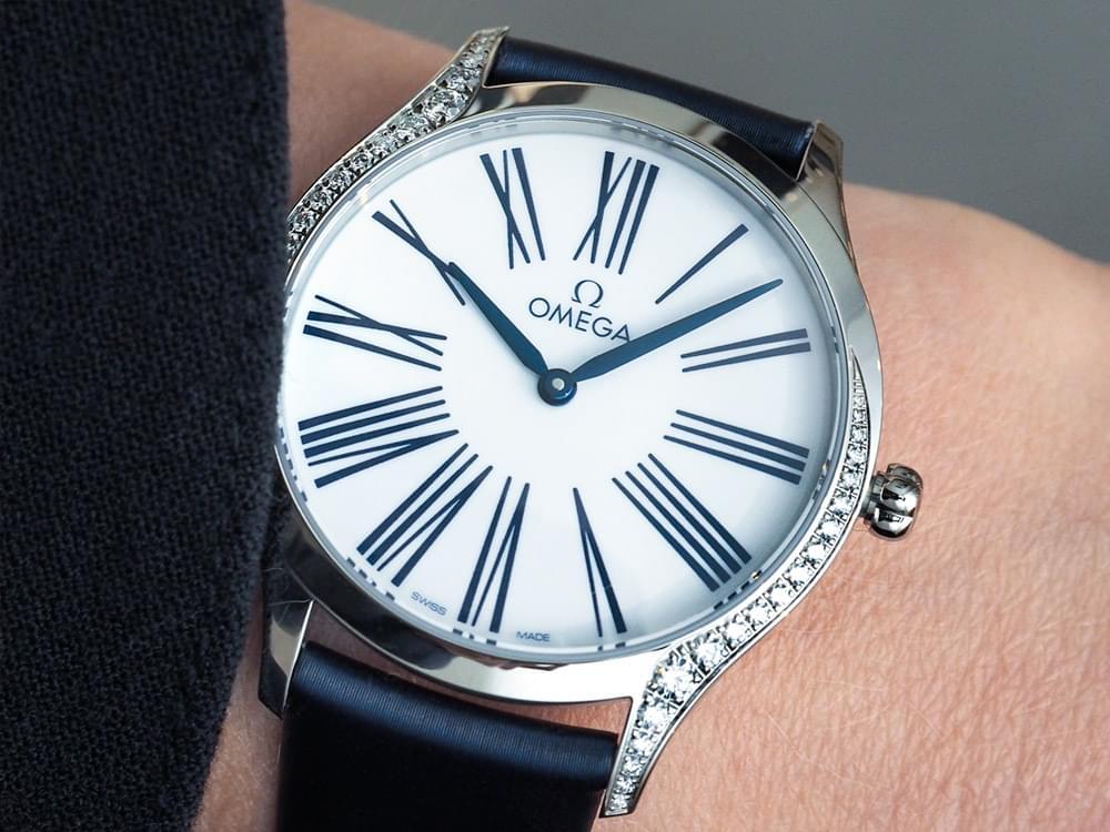 096a6830c5e Réplicas De Relojes De Señoras De Omega De Ville Tresor