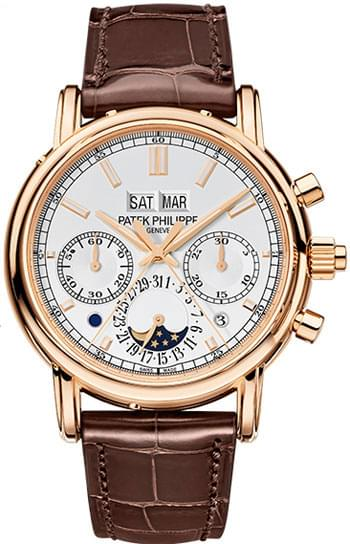Patek Philippe Grand Complications GMT Moonphase Tourbillon Réplicas De Relojes