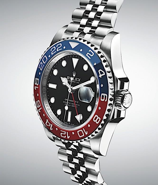 Réplicas De Relojes Rolex GMT Master II