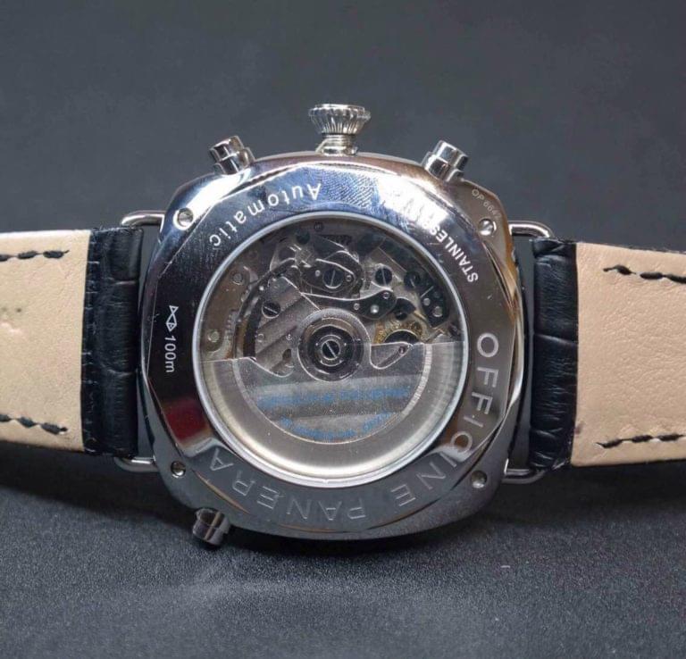 anerai Radiomir Rattrapante Chronograph Réplicas De Relojes
