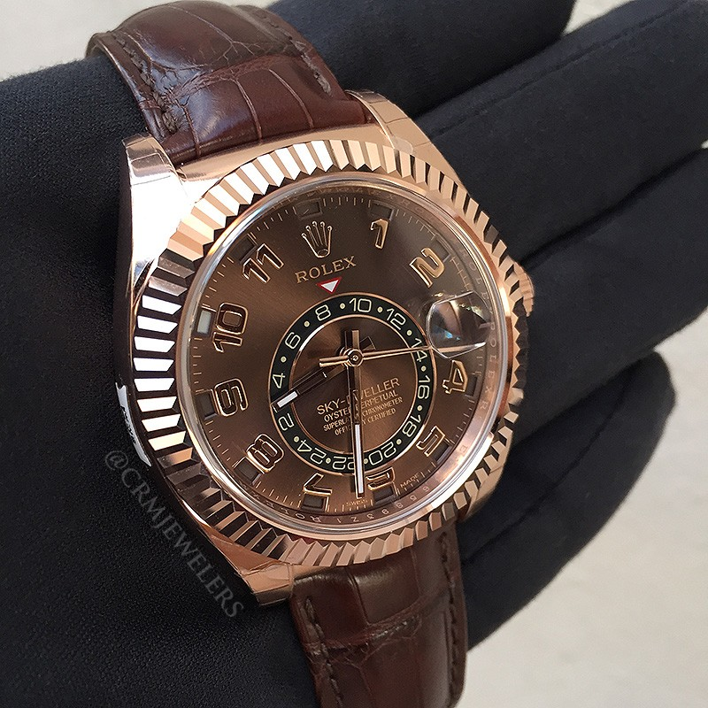 Reloj-De-Imitacion-Barato-Rolex-Sky-Dweller