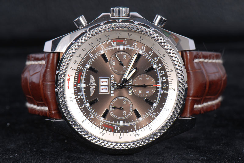 Réplicas De Relojes Suizos Breitling Bentley 6.75