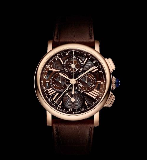 Felsos Relojes Rotonde De Cartier Chronograph