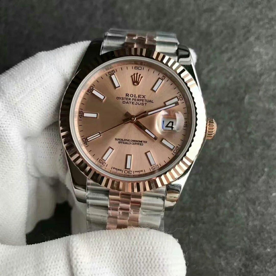 Imitacion Rolex Datejust Two-Tone