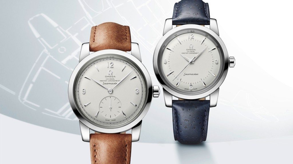 Omega-Seamaster-1948-Limited-Edition-Replica