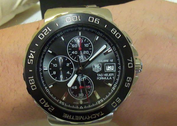 Tag Heuer Calibre 16 Formula 1 Réplica De Reloj