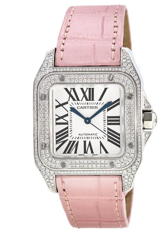 79287d12537b Los relojes Cartier para mujer son los accesorios más elegantes y elegantes  que puedes tener. Las celebridades e incluso los derechos de autor han ...