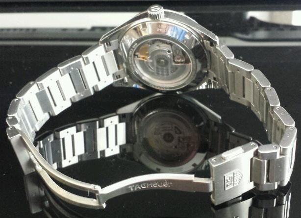 5e16f406fff8 Los movimientos en este reloj de replica de Tag Heuer son suizos porque  realmente quería que se viera y se sintiera como el original y