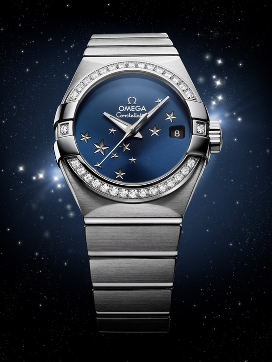 omega constellation orbis star replica