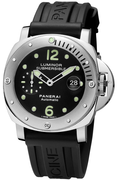 panerai submersible pam00024 replicas relojes
