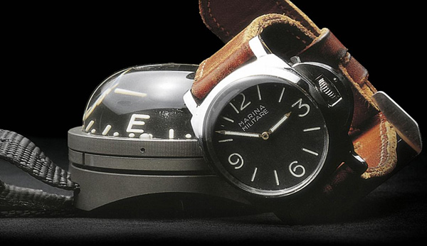 panerai submersible replica