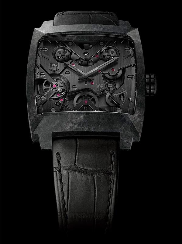 tag heuer monaco v4 phantom relojes de imitacion