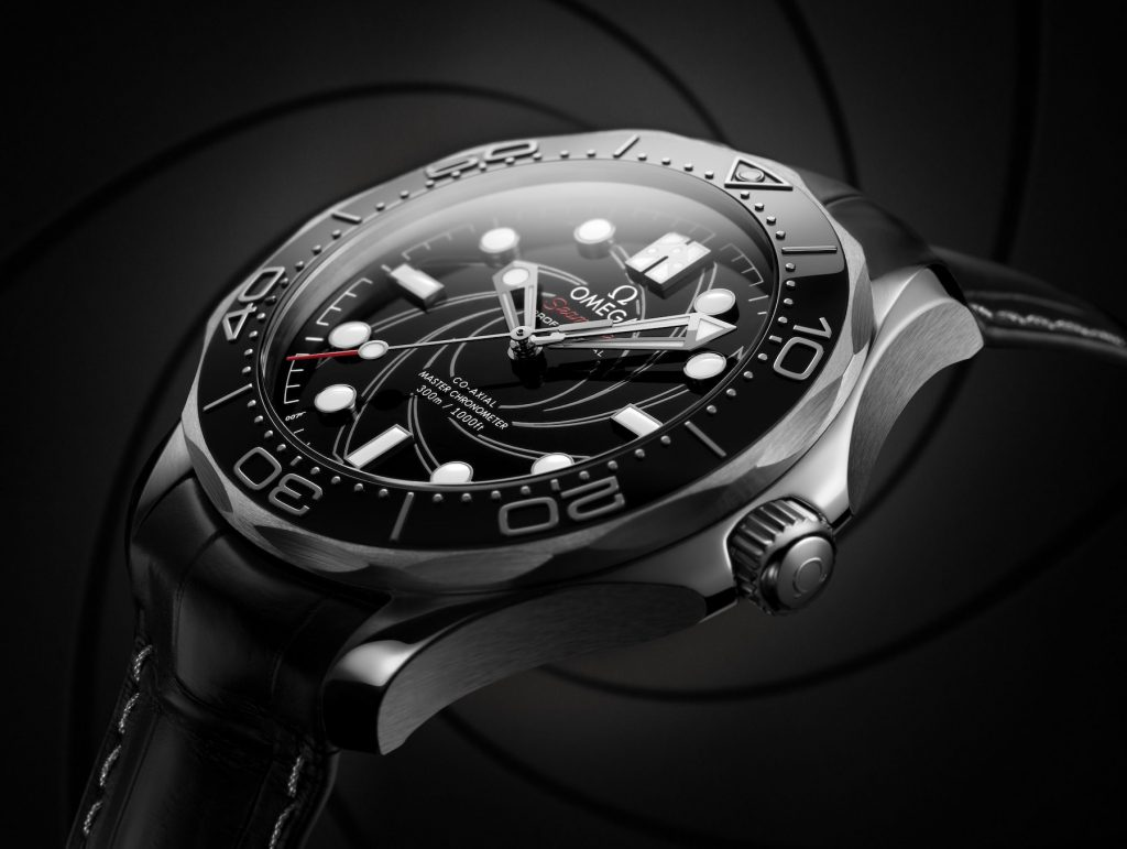 Omega Seamaster 300M Diver James Bond Numbered Edition Replica