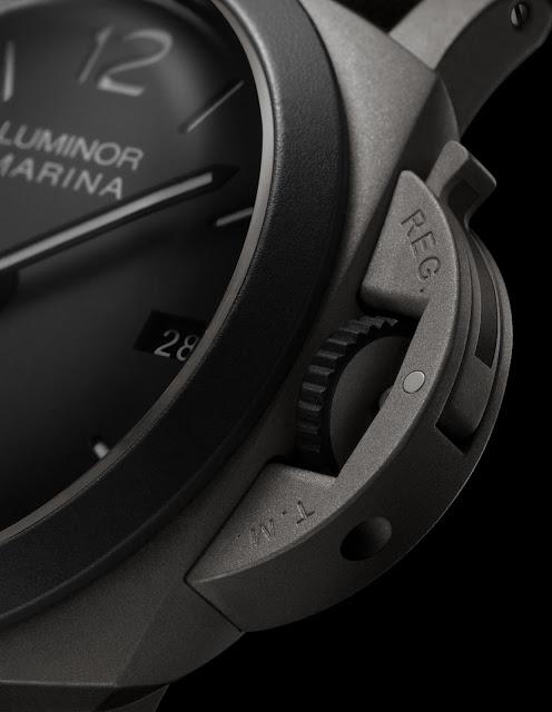 Replicas Panerai Luminor Marina 44mm PAM01122