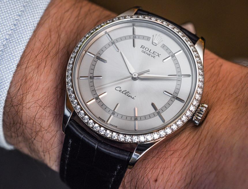 Replica Rolex Cellini Time Diamantes
